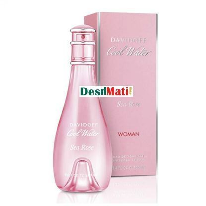 Picture of Davidoff Cool Water Sea Rose for Women, 100ml