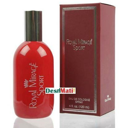 Picture of Royal Mirage Sport Eau De Cologne Spray Perfume 100ml