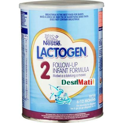 Picture of Nestle Lactogen Infant Formula Stage 2, 1.8kg