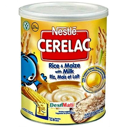 Picture of Cerelac Rice With Milk Tin, 1Kg