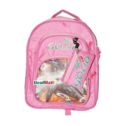 Picture of Sea Gold School Bag