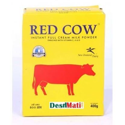 Picture of Red Cow Milk Powder Box 400 gm