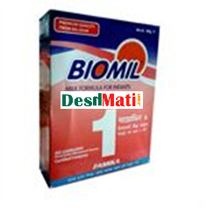 Picture of Biomil 1 Milk (0 -6 Month) Powder 350 gm