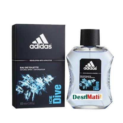 Picture of Adidas Ice Dive Perfume for Men 100ml.
