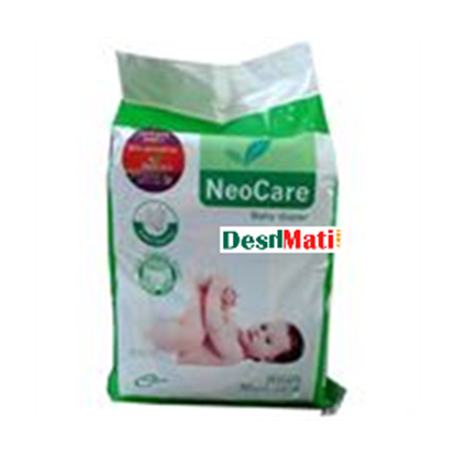 Picture of NeoCare Baby Diapers (Balt System) S (3-6kg) 50 pcs