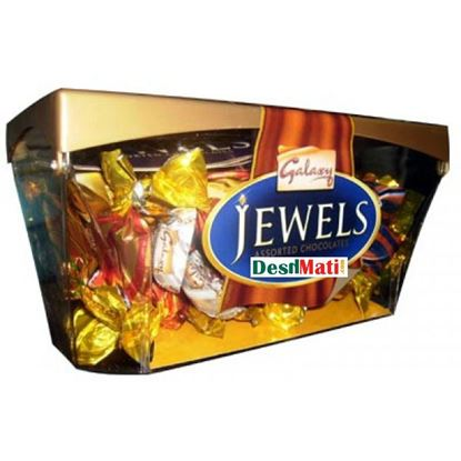 Picture of Galaxy Jewels Chocolate Box, 400gm