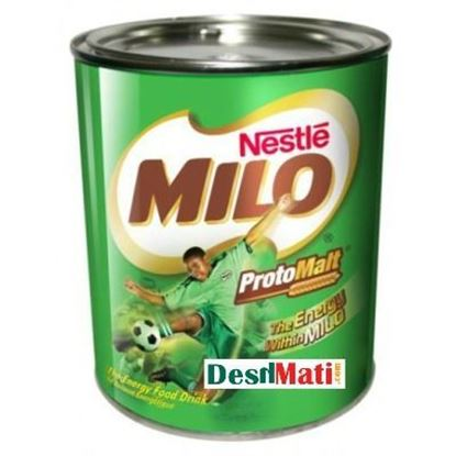 Picture of NESTLE MILO Proto Malt Tin 500 gm.