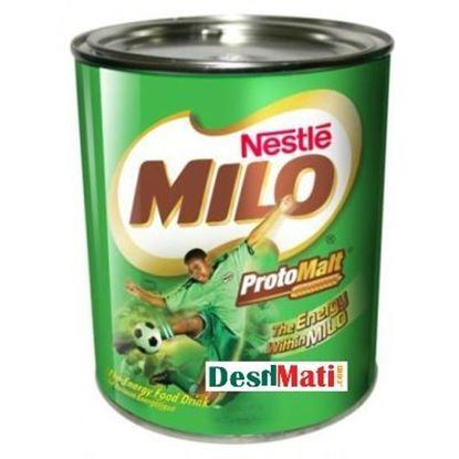 Picture of NESTLE MILO Proto Malt Tin 500 gm.