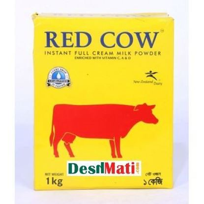 Picture of RED COW Milk Powder Box 1 kg