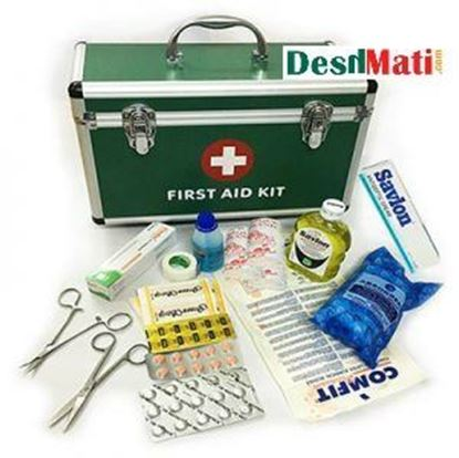 Picture of First Aid Pack For Home/Office/Factory