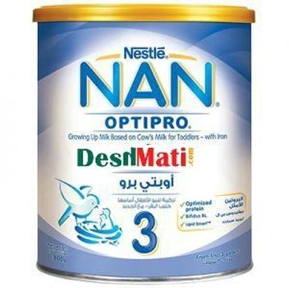 Picture of Nestle‬ Nan 3 Optipro 800gm.