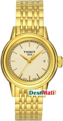 Picture of Tissot T085.210.33.021.00 Carson Analog Watch - For Women