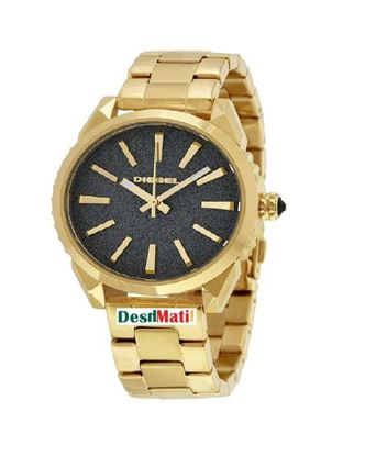 Picture of DIESEL Stainless Steel Quartz Analog Watch for Women - Brown