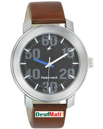 Picture of Fastrack Black Dial Analog Wrist Watch