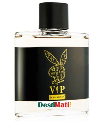Picture of Playboy VIP Black Aftershave for Men - 100ml