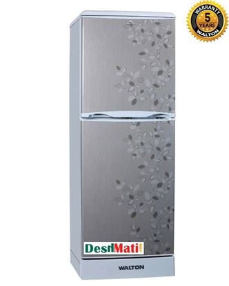 Picture of Walton W2D-2B6 Bottom Mount Refrigerator 252L - Ash