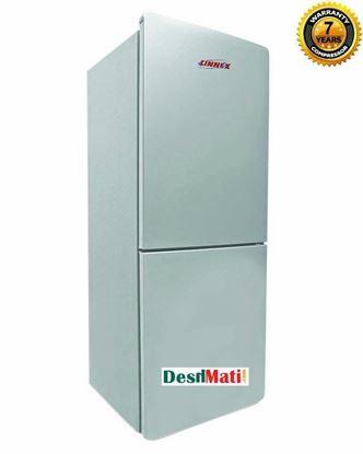 Picture of Linnex TRF-241TS Bottom Mount Refrigerator – Grey