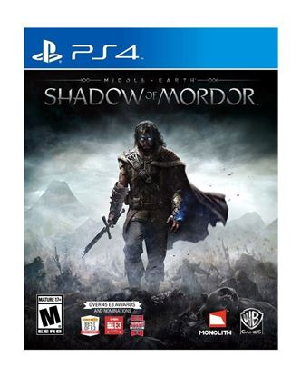 Picture of  WB Games PS4 Shadow of Mirror (Middle Earth)