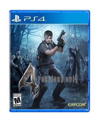 Picture of  Capcom PS4 Resident Evil 4