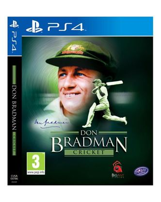 Picture of Tru Blu Entertainment PS4 Don Bradman : Cricket