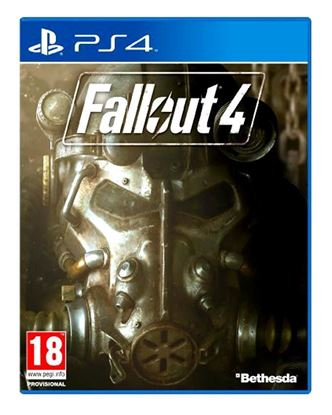 Picture of Bethesda Fallout 4 PS4 Gaming CD (Region All)