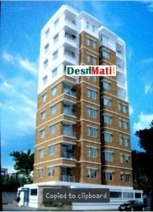 Picture of 860 sq-ft. (Type-A3), 2 Bedroom On-going Apartment for Sale in Jhigatala, Dhanmondi