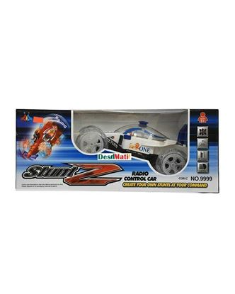 Picture of  Toy Land Stunt Z Racing Car - White