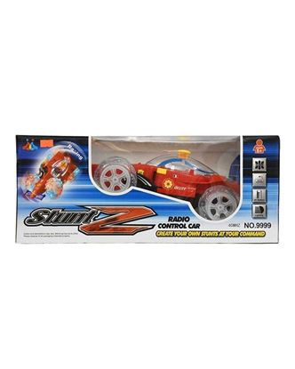 Picture of Toy Land Stunt Z Racing Car - Red