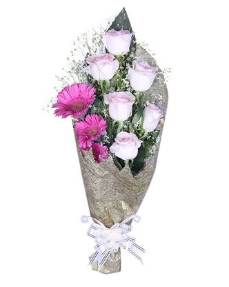 Picture of Raka Flower Fresh Flower Bouquet #64