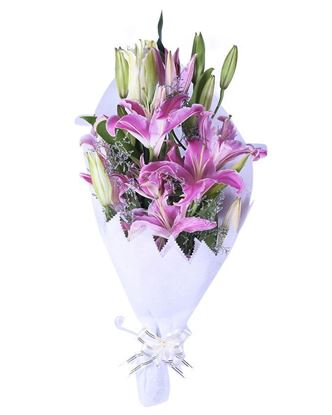 Picture of Raka Flower Fresh Flower Bouquet #61