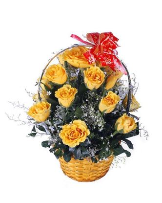 Picture of Raka Flower Fresh Flower Bouquet #60