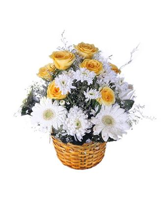 Picture of Raka Flower Fresh Flower Bouquet #59