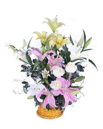 Picture of Raka Flower Fresh Flower Bouquet #55