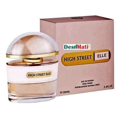 Picture of Armaf High Street Elle Perfume for Women - 100ML