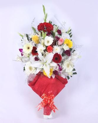 Picture of Raka Flower Fresh Flower Bouquet #79