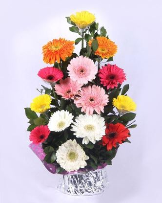 Picture of Raka Flower Fresh Flower Bouquet #80