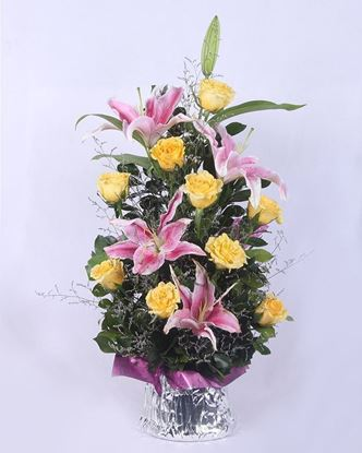 Picture of Raka Flower Fresh Flower Bouquet #99