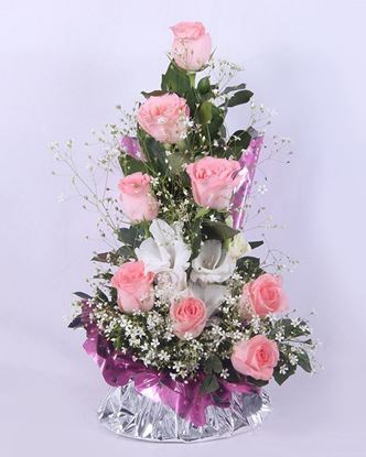 Picture of Raka Flower Fresh Flower Bouquet #81