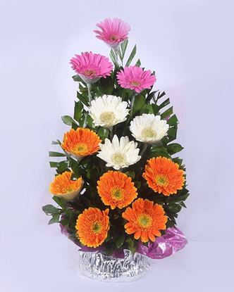 Picture of Raka Flower Fresh Flower Bouquet #84