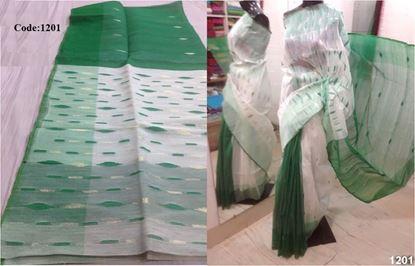 Picture of Raka Fashion Exclusive Jamdani saree Code # Jamdani 001201