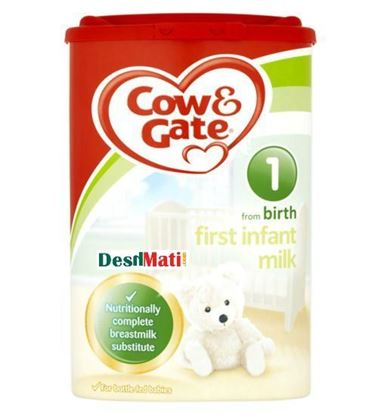 Picture of Cow & Gate First Infant Milk From Birth-900gm.