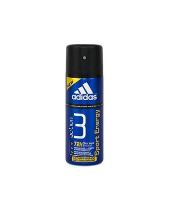 Picture of Adidas Action 3 Dry Max Sport Energy Deo Spray for Men - 150ml