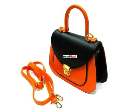 Picture of  Ladies Mixed Leather Hand Bags Mixed code#2166