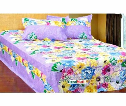 Picture of HOME TEX bed sheet code#2181