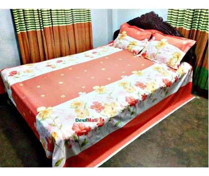 Picture of HOME TEX bed sheet code#2183