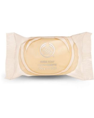 Picture of THE BODY SHOP SHEA SOAP 100g