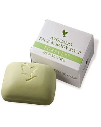 Picture of  MSonline Avocado Face & Body Soap
