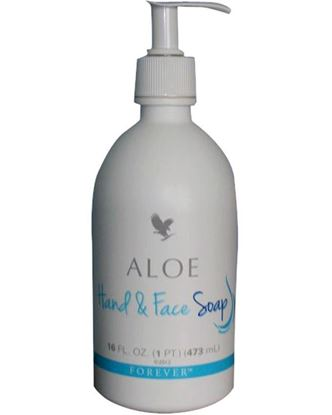 Picture of MSonline Forever Aloe Hand & Face Soap