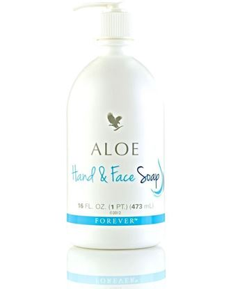 Picture of Forever Forever Aloe Hand & Face Soap