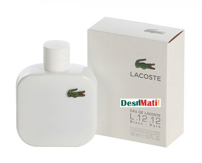 Picture of Lacoste Eau de Lacoste L.12.12. Blanc EDT for Men - 100ml